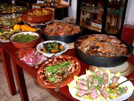 法式自助餐